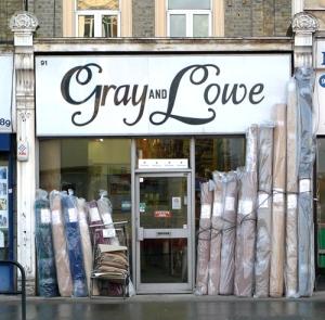 Gray & Lowe Carpet Specialists in Sheperds Bush, London